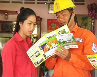 Đảm bảo nguồn điện cung cấp trong mùa khô