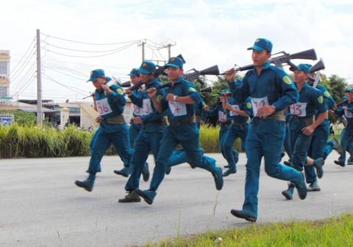 Ban Chỉ huy Quân sự huyện Ba Tri: Thực hiện tốt nhiệm vụ quân sự, quốc phòng địa phương