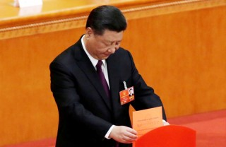 Ông Tập Cận Bình tái đắc cử chức Chủ tịch Trung Quốc nhiệm kỳ 2
