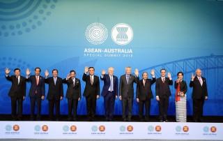 Thủ tướng bắt đầu dự các hoạt động trong khuôn khổ Hội nghị ASEAN - Australia