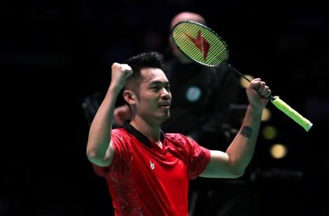 Hạ Lee Chong Wei, Lin Dan vào bán kết Giải cầu lông toàn Anh