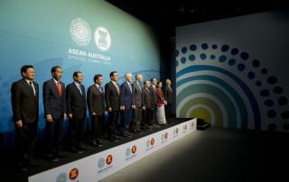 Thủ tướng chứng kiến lễ ký Bản ghi nhớ hợp tác ASEAN - Australia về chống khủng bố