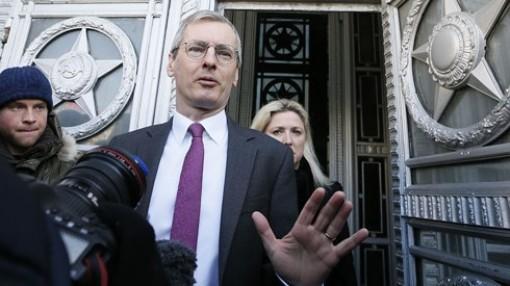 Nga trục xuất 23 nhà ngoại giao Anh, đóng cửa Hội đồng Anh