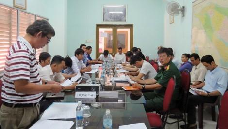 Họp trù bị Giải Việt dã truyền thống Báo Đồng Khởi năm 2018