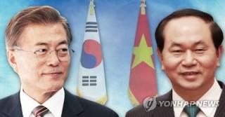 Báo chí Hàn Quốc viết về chuyến thăm của Tổng thống Moon Jae-in tới Việt Nam
