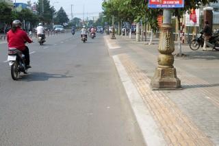 Quán nhỏ bên đường