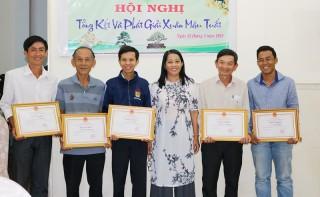 7 Nghệ nhân nhận bằng khen của UBND tỉnh