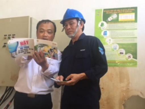 Tăng cường tuyên truyền sử dụng điện an toàn, tiết kiệm mùa khô