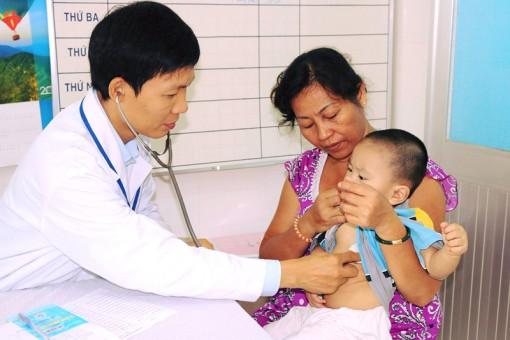 Phòng ngừa bệnh hen suyễn cho trẻ
