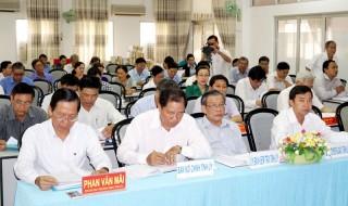 Đảng ủy Khối các Cơ quan tỉnh hội nghị sơ kết giữa nhiệm kỳ
