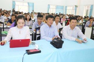 226 cán bộ, giáo viên tập huấn văn hóa giao thông cấp tiểu học