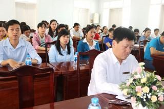 Triển khai kết quả Đại hội khóa X Công đoàn tỉnh