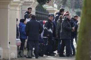 Ukraine cấm 60 nhà ngoại giao Nga nhập cảnh trong vòng 5 năm