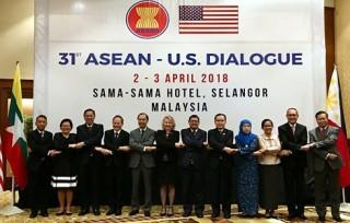 Đối thoại ASEAN - Mỹ lần thứ 31 tại Malaysia