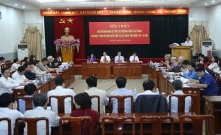 Đề xuất hợp nhất 5 đoàn thể chính trị - xã hội vào MTTQ Việt Nam