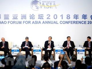 Diễn đàn châu Á Bác Ngao 2018: Họp báo và công bố báo cáo học thuật