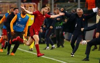 Ngược dòng không tưởng, Roma loại Barca khỏi Champions League
