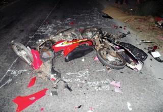 Chợ Lách: Xảy ra 3 vụ tai nạn giao thông, 6 người thương vong