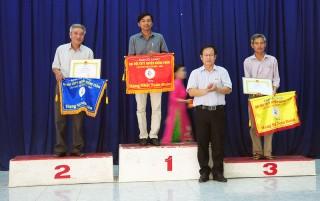 Đại hội Thể dục thể thao huyện Giồng Trôm lần thứ VIII năm 2018: Trao 57 bộ huy chương cho các bộ môn thi đấu