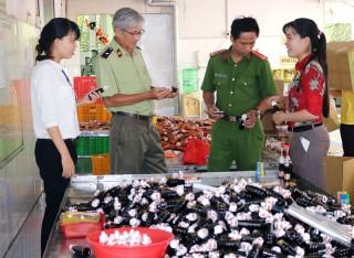 Ra quân Tháng hành động vì an toàn thực phẩm