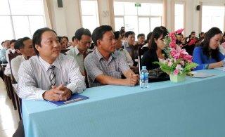 Khai giảng lớp quản lý nhà nước cho cán bộ cấp xã