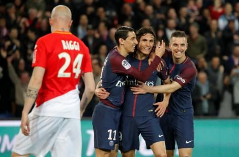 Monaco hoàn tiền vé trận thua thảm PSG cho cổ động viên
