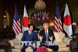 Hội nghị thượng đỉnh Mỹ - Nhật Bản tập trung vào các vấn đề Triều Tiên và thương mại