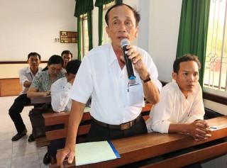 Hội thảo đánh giá tình hình nuôi và thiệt hại trên nhuyễn thể