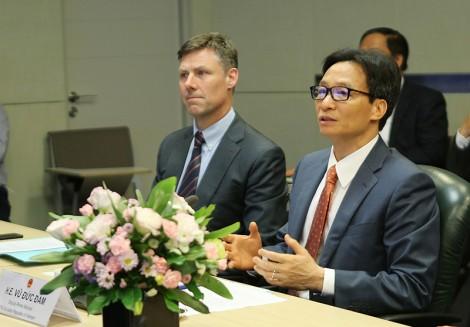 Chính phủ Việt Nam đặc biệt quan tâm tới vấn đề an toàn thực phẩm