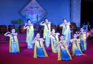 Ngày Văn hóa các dân tộc: Hội tụ bản sắc văn hóa các dân tộc Việt Nam