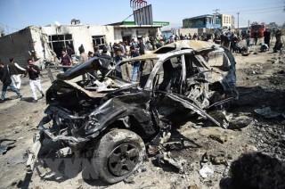 Đánh bom tại trung tâm đăng ký bầu cử Afghanistan làm 4 người tử vong