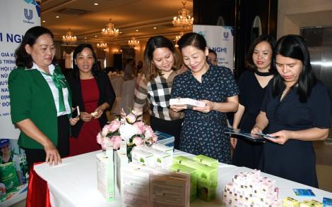 Tổng kết hoạt động hợp tác với Quỹ Unilever Việt Nam tại tỉnh