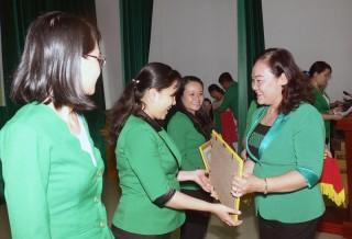 Hiệu quả từ Quỹ hỗ trợ phụ nữ phát triển kinh tế