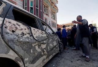 Vụ đánh bom ở Afghanistan: 57 người chết, 119 người bị thương