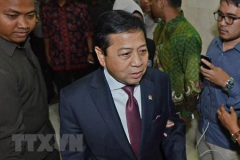 Indonesia kết án cựu Chủ tịch Quốc hội 15 năm tù vì tội tham nhũng