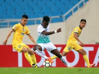 Bóng đá Việt Nam bị loại khỏi AFC Cup 2018