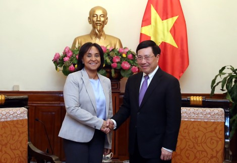 Việt Nam, Morocco cần thúc đẩy quan hệ kinh tế