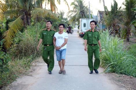 Ba Tri bắt giữ đối tượng cướp tài sản và hiếp dâm
