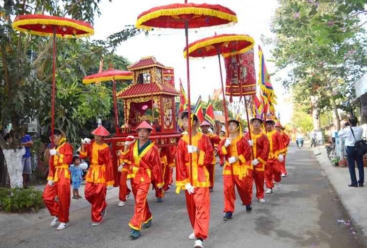 Lễ giỗ Tổ Hùng Vương diễn ra trên toàn tỉnh