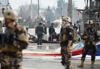 Afghanistan xác nhận 9 nhà báo thiệt mạng trong 2 vụ đánh bom ở Kabul