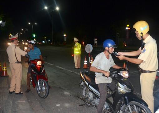 Tai nạn giao thông: Vi phạm nồng độ cồn khi lái xe chiếm 30%