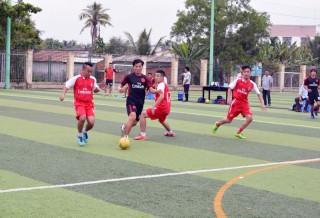 Đại hội Thể dục thể thao tỉnh lần thứ VIII năm 2018: Bóng đá nam thi đấu từ ngày 3 đến 15-5-2018