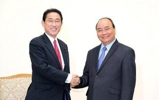 Thủ tướng tiếp Trưởng Ban Nghiên cứu Chính sách Đảng LDP Nhật Bản