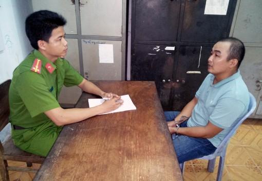 Bắt đối tượng trộm tài sản để sang Campuchia đánh bạc