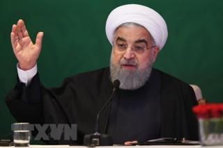 Iran chuẩn bị xong mọi kịch bản ứng phó với quyết định của ông Trump
