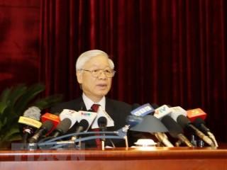 Khai mạc Hội nghị lần thứ 7, Ban Chấp hành Trung ương Đảng khóa XII