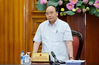 Thủ tướng làm việc với lãnh đạo 6 tỉnh về phát triển nông nghiệp