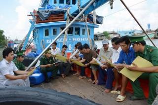 Khẳng định chủ quyền và quyền chủ quyền nước ta trên biển