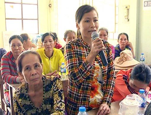 Đối thoại với gần 150 hộ nghèo cận nghèo huyện Chợ Lách