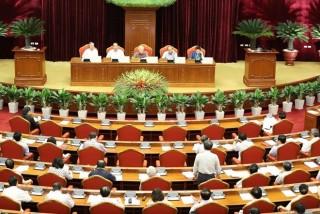 Ngày làm việc thứ tư Hội nghị lần thứ 7 Ban Chấp hành Trung ương Đảng khoá XII
